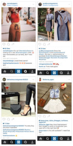 consignment shop instagram post examples