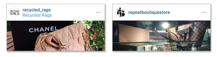 instagram profile logo examples