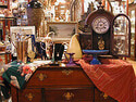Antiques at Pike Place Seattle photograph