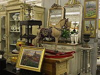 dallas-fort-worth Antique store