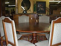 louisiana Furniture Consignment store