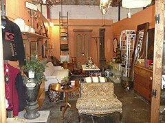 north-coast Antique store