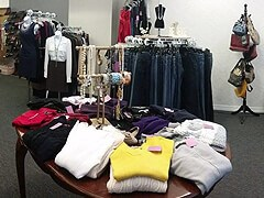buffalo Womens Consignment store