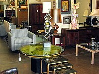 best dallas ft worth antique consignment vintage shops