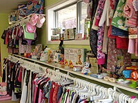 ohio Childrens Consignment store