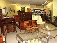 connecticut Furniture Consignment store