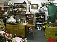 albany Antique store