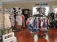 georgia Childrens Consignment store