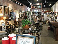 dallas-fort-worth Antique store