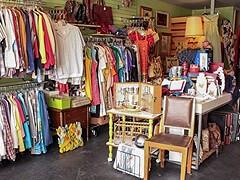 austin Vintage store