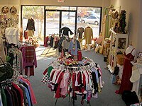 georgia Womens Consignment store