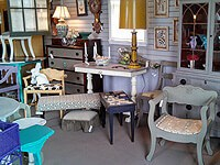 north Vintage store