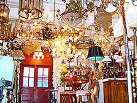 philadelphia Antique store