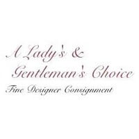 A Lady's & Gentleman's Choice Consignment Womens Consignment shop
