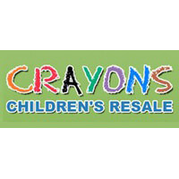 Crayon's Children's Resale Childrens Consignment logo