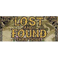 Lost & Found Thriftique Resale shop
