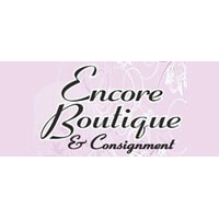 Encore Boutique and Consignment Womens Consignment logo
