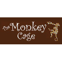 The Monkey Cage Childrens Consignment logo