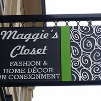Maggie's Closet Womens Consignment shop