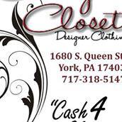 College Closet Womens Consignment shop