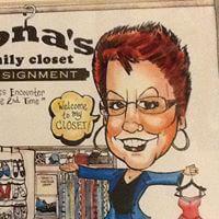 Nona's Family Closet Womens Consignment shop