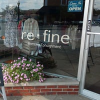 Refine Women's Consignment Womens Consignment shop