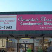 Amanda's Closet Womens Consignment shop