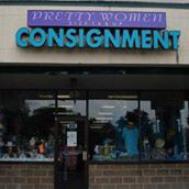Pretty Women Consignment Womens Consignment logo