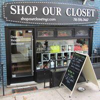 Shop Our Closet Womens Consignment shop