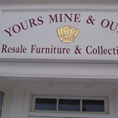 Yours Mine & Ours Womens Consignment shop
