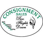 Two Flights Down Womens Consignment shop