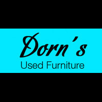 Dorn's Used Furniture logo