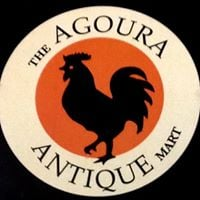 Agoura Antique Mart Antique logo
