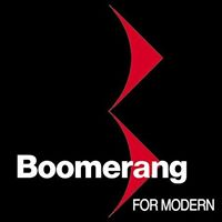 Boomerang for Modern logo
