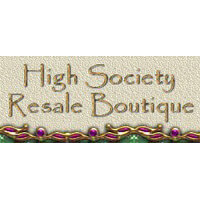 High Society Resale Boutique Womens Consignment shop