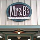 Mrs. B's Consignments, Etc. Furniture Consignment logo