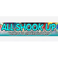 All Shook Up & Once Around Lightly Vintage logo
