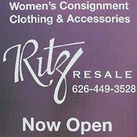 Ritz Resale Womens Consignment shop