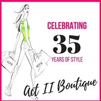 Act II Womens Consignment logo