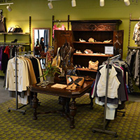 B. Divine Clothing Womens Consignment shop