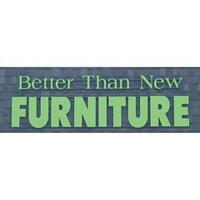 Better Than New Home & Garden Resale Furniture Consignment shop