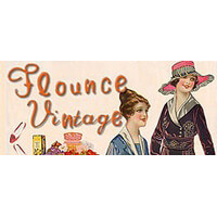 Flounce Vintage shop