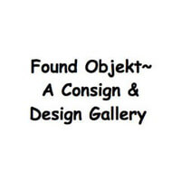 Found Objekt ~ A Consign & Design Gallery Furniture Consignment logo