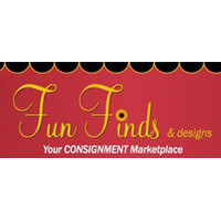 Fun Finds and Designs logo