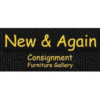 New & Again Consignment Furniture Gallery Furniture Consignment logo