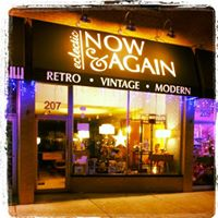 Now & Again Furniture Consignment logo