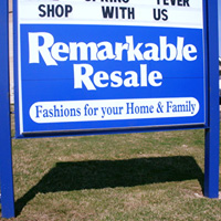 Remarkable Resale Womens Consignment shop