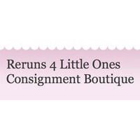 Reruns 4 Little Ones Childrens Consignment shop