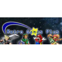 Retro Games Plus Vintage shop