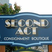 Second Act Consignment Boutique Womens Consignment shop